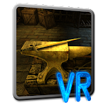 Blacksmith Forge VR Cardboard Icon
