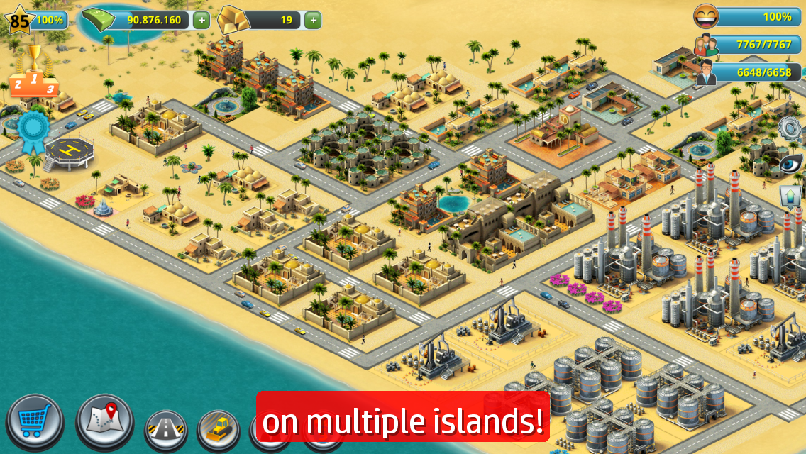 City Island 3 - Building Sim Screenshot 3