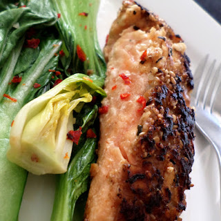 Sesame Crusted Salmon Ginger Recipes
