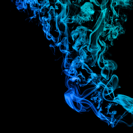 brushes by Mohd Norsabree Sailan - Abstract Patterns ( amatuer, blue, brushes, special, smokes, photoshop )