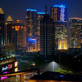 ffx by Jhonny Yang - City,  Street & Park  Night