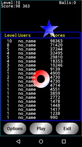 Bouncing Ball Game screenshot 1