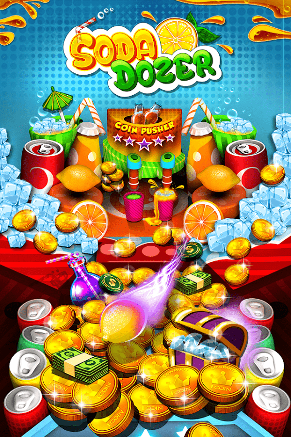 Soda Dozer: Coin Pusher Screenshot 5