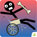 Happy Stickman wheels APK for Bluestacks
