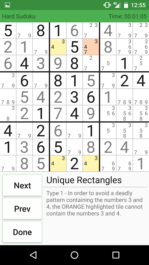 Supreme Sudoku Screenshot 3
