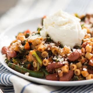 Ricotta Pasta And Beans Recipes