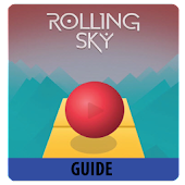APK App Guide Rolling Sky Game for iOS