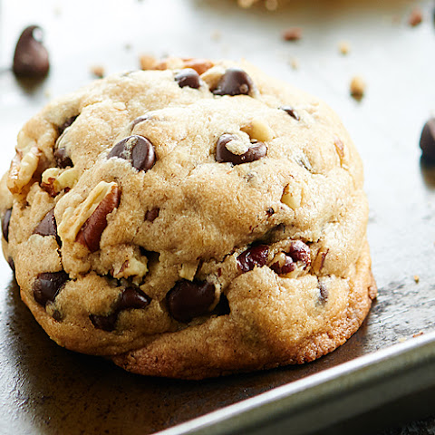 Fluffy Chocolate Chip Cookies