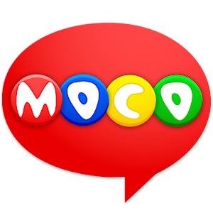 Moco - Chat, Meet People