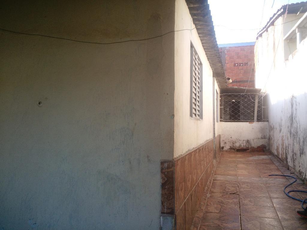 Casa  residencial à venda, Parque Vista Alegre, Campinas.