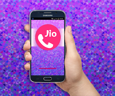 Jio4gvoice Call App