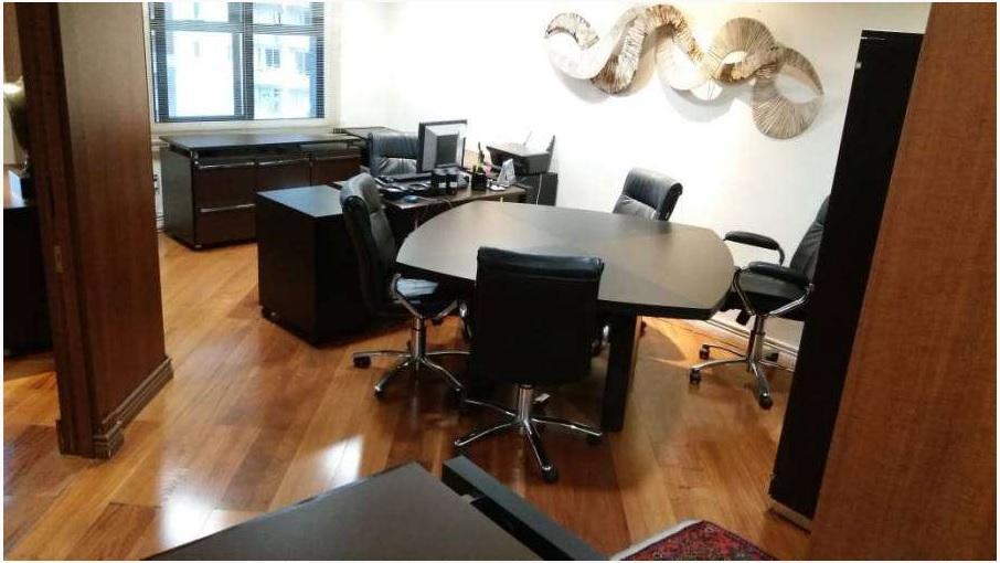 Sala comercial mobiliada à venda, 64 m² por R$ 0 - Portão - Curitiba/PR