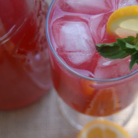 """Fruit Punch"" Drink with Hibiscus"