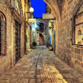 JAFFA by Joel Adolfo    - City,  Street & Park  Neighborhoods ( street&park, city )