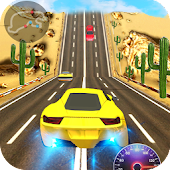 Free Download Racing In Car 3D APK for Samsung