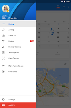 Runtastic Running & Fitness APK screenshot thumbnail 17