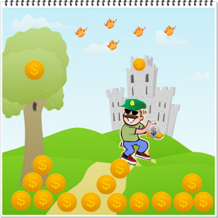 Adventures Running Luigi - screenshot