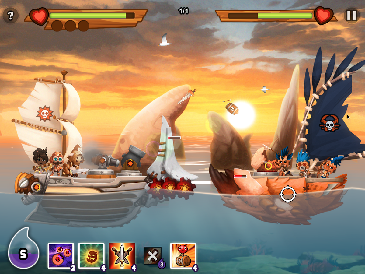 Pirate Power Screenshot 11