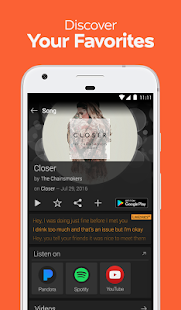 App SoundHound Music Search APK for Windows Phone