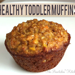 Healthy Baking For Toddlers Recipes