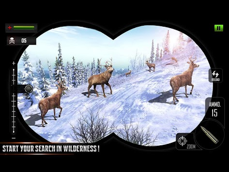Sniper Deer Hunting Modern FPS Shooting Game APK screenshot thumbnail 9