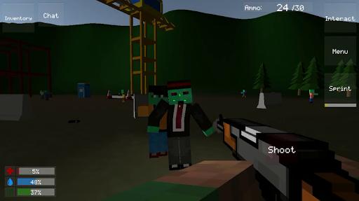 Pixel Apocalypse - screenshot