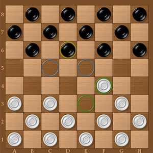 Dama - Free checkers Online PC (Windows / MAC)