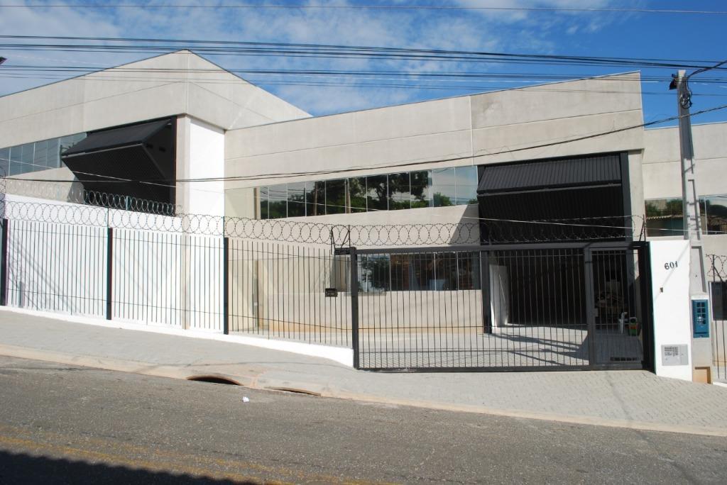 Galpão para alugar, 664 m² por R$ 11.900/mês - Jardim Gonçalves - Sorocaba/SP