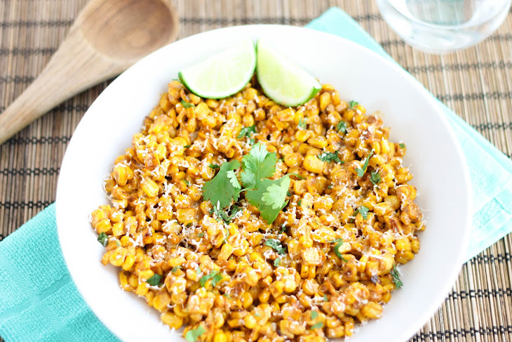 Mexican Street Corn Salad (Esquites) Recipe | Yummly