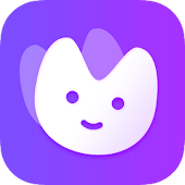 Vcall – Live stream video chat with new friends Icon