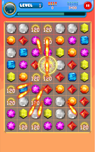 Jewel Mania Deluxe - screenshot
