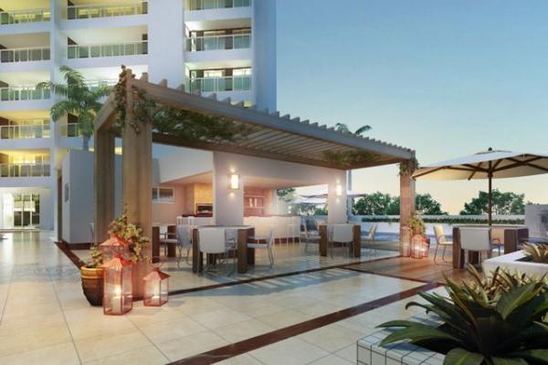 Apartamento de 3 dormitórios em Aldeota, Fortaleza - CE