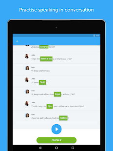 busuu - Easy Language Learning Screenshot