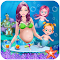 Mermaid Give Birth First Baby 2.5 Apk