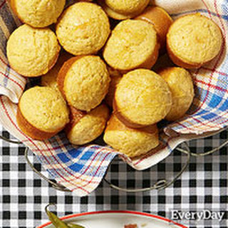 Corn Bread Mini-Muffins