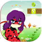 Lady bug Adventures World For PC / Windows / MAC