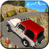 Download  Offroad Jeep mountain climb 3d  Apk