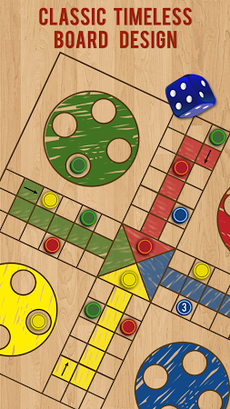 Ludo Parchis Classic Woodboard 32.0 screenshot 1207910