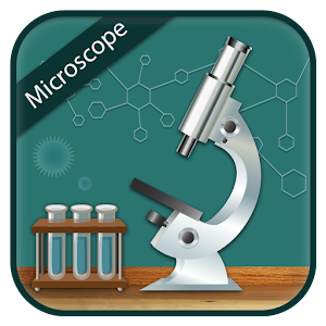 Microscope Camera Simulator