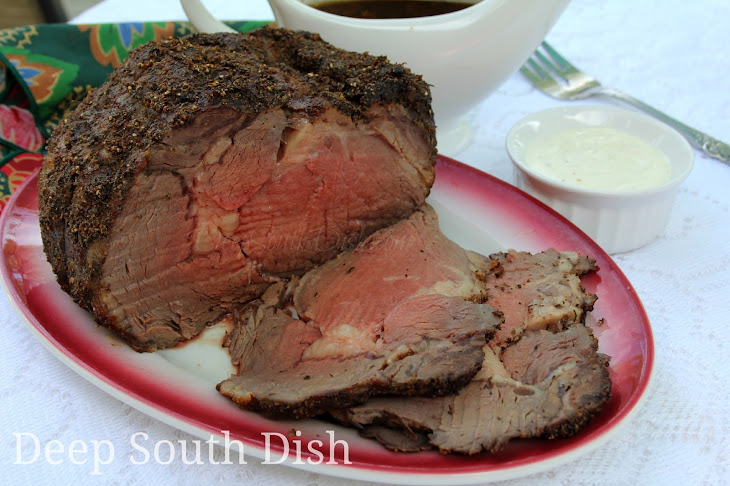 Boneless Prime Rib Beef Roast with au Jus Recipe | Yummly