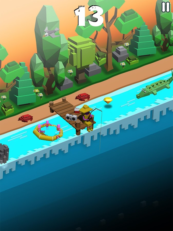 Rolling Rapids Screenshot 9
