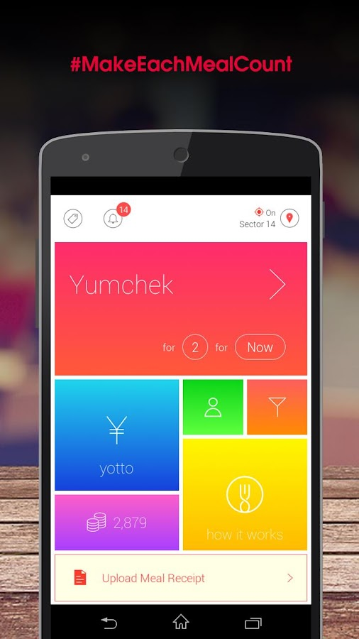 Yumchek Screenshot
