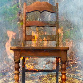 Flare Chair by Jon Ablicki - Artistic Objects Furniture