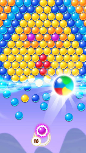 Bubble Shooter Blaze For PC