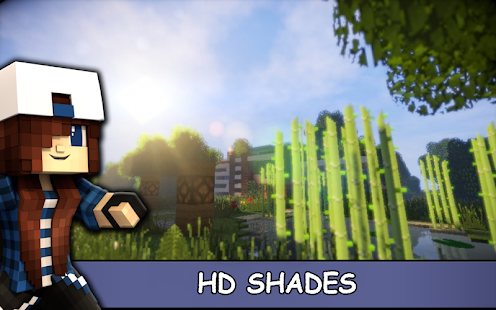 Shaders for Minecraft - screenshot
