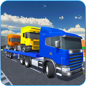 Truck Transporter Truck 2017 for PC-Windows 7,8,10 and Mac