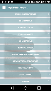 Rejuvenate You Wellness Spa - screenshot