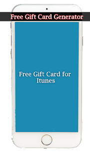 Free Free Gift Card Generator APK for Windows 8