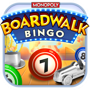 Cover art Boardwalk Bingo: MONOPOLY