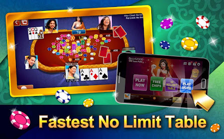 Teen Patti - 3 Patti 1.3.7 screenshot 507675